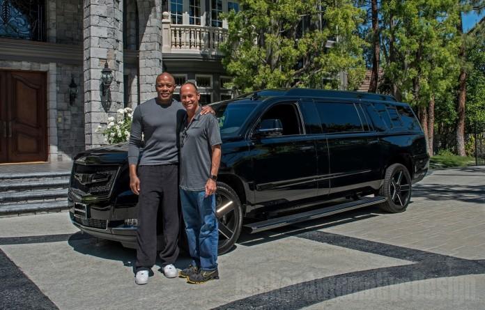 Becker Cadillac Escalade Dr Dre (1)