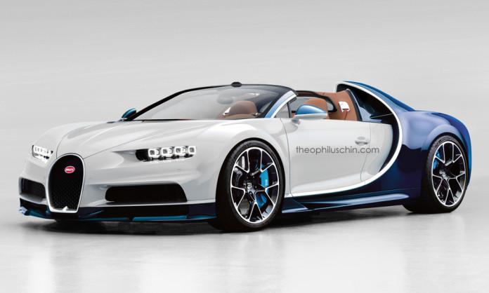 Bugatti Chiron Roadster