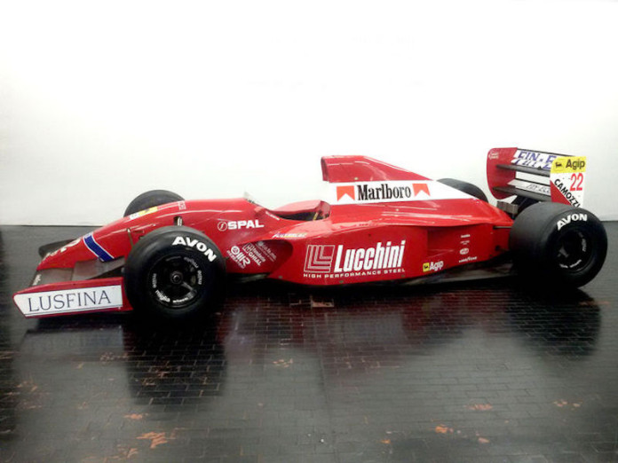 Dallara_Ferrari_F1_auction_01