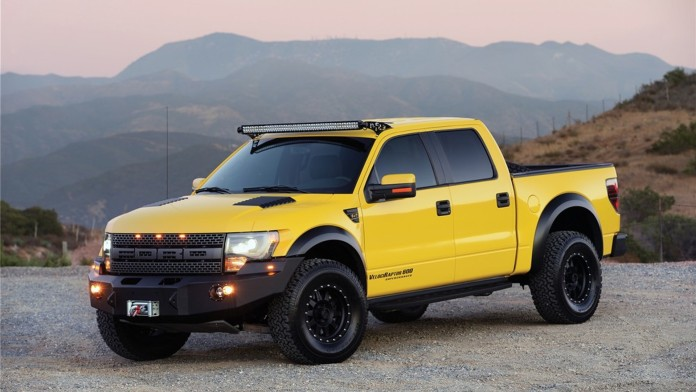 Hennessey VelociRaptor from Top Gear (1)