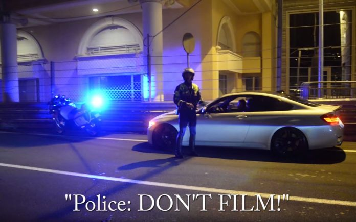 Police Monaco