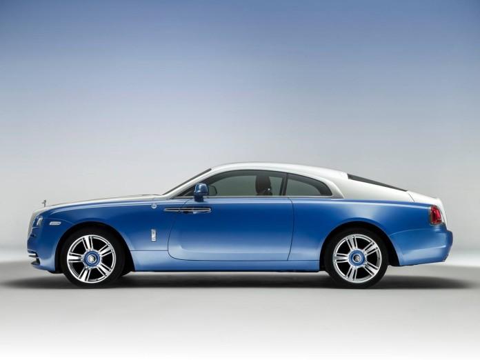 Rolls Royce Wraith Nautical (1)