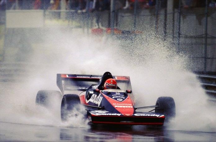 1983- Canada - Bruno Giacomelli