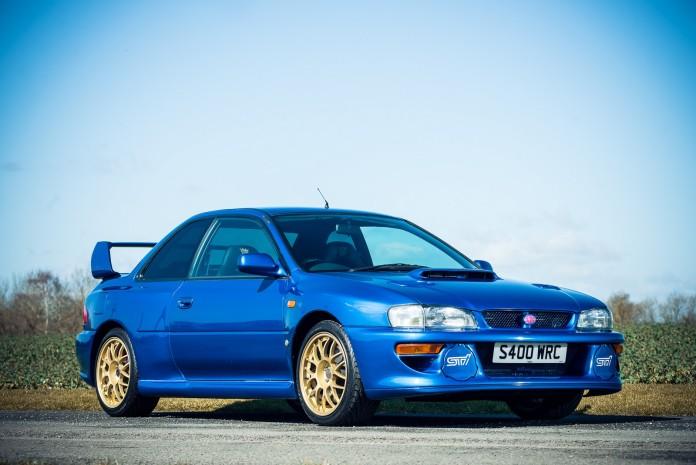 1998 Subaru Impreza 22B STi HR
