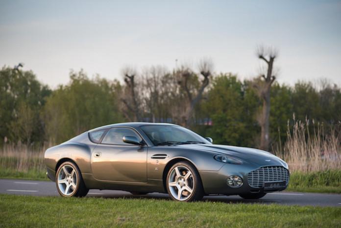 Aston Martin DB7 Zagato for sale (1)