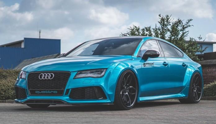 Audi RS7 widebody by Prior Design (1)
