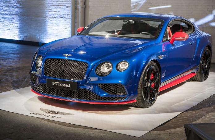 Bentley Continental GT Speed US (2)
