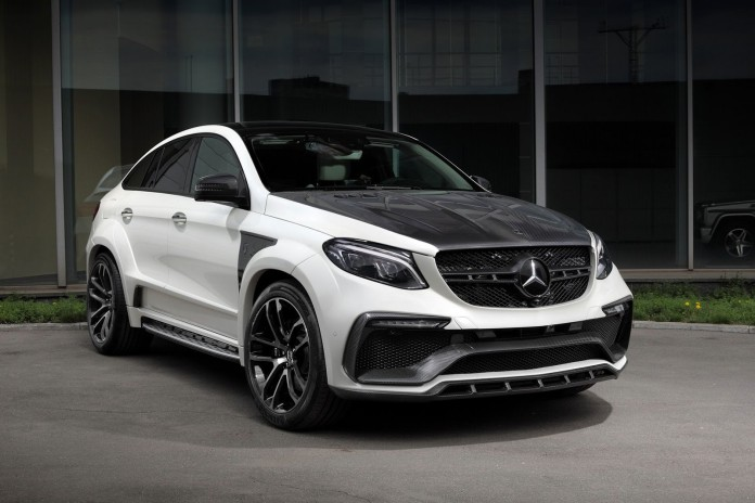 Carbon TopCar GLE Coupe (8)