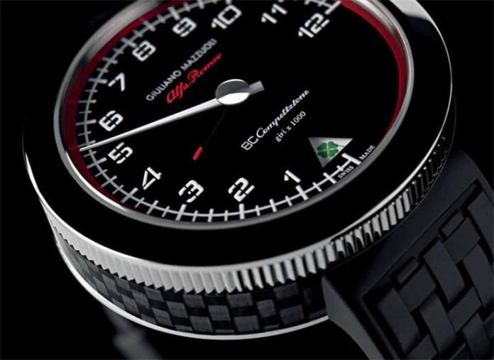 Contagiri Alfa Romeo 8C Competizione 1