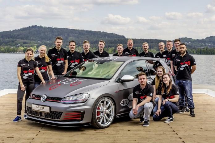 GTI-Treffen am Wörthersee 2016: Der Golf GTI Heartbeat