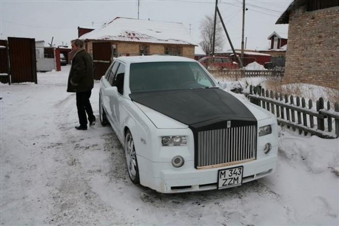 E-Class convert to Rolls-Royce (22)
