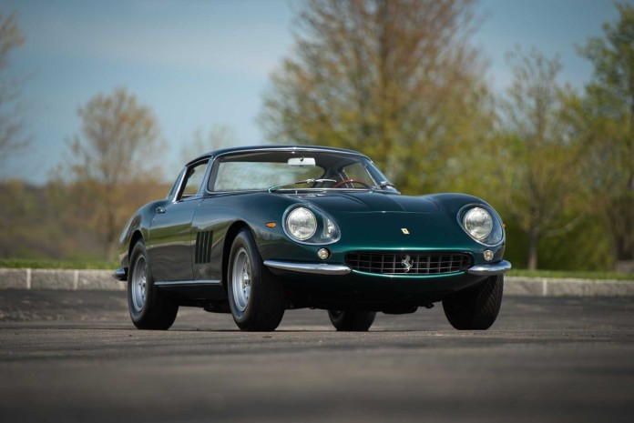 Ferrari 275 GTB4 1967 in auction (1)