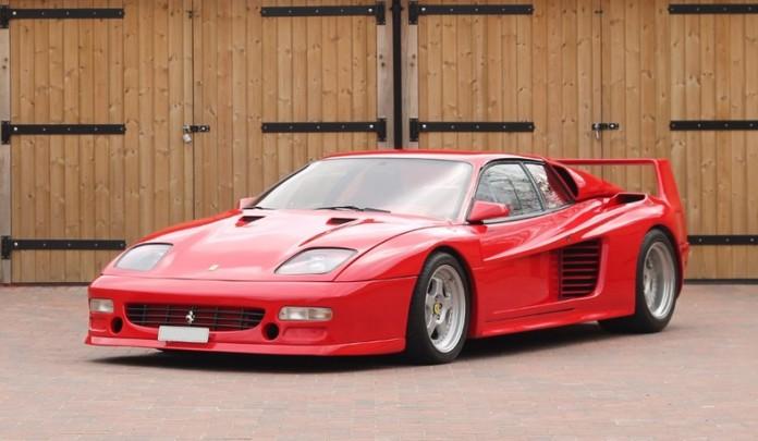 Ferrari Testarossa Koenig Competition Evolution II 1987 in auction (1)