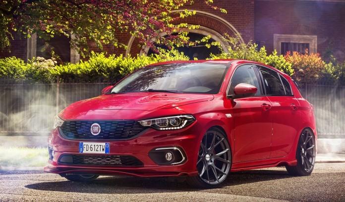 Fiat Tipo sportadada