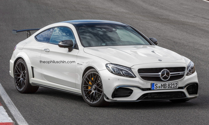 Mercedes-AMG C63 Black Series Coupe