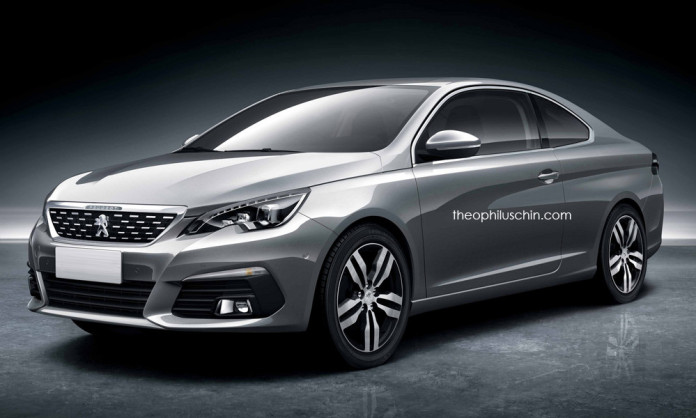 Peugeot 308 Coupe (1)
