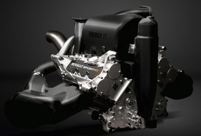 Renault F1 Power Unit