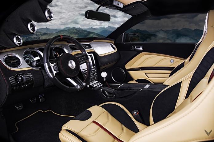 Shelby Mustang GT500 Super Snake by Vilner (1)