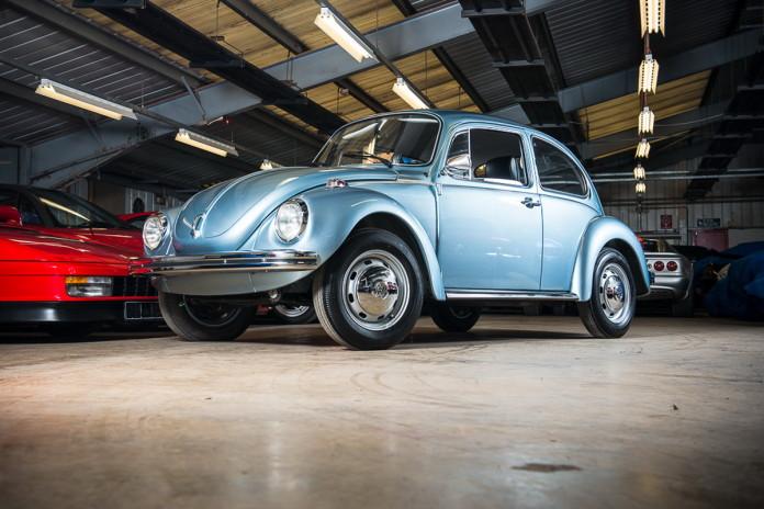 Volkswagen Beetle auction (1)