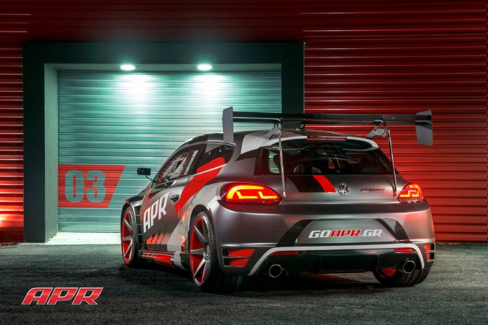 Volkswagen Scirocco GT24 by APR Greece 4