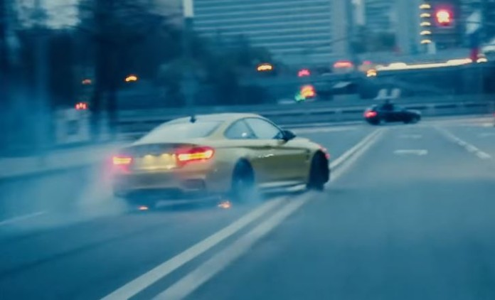 bmw m4 moscow