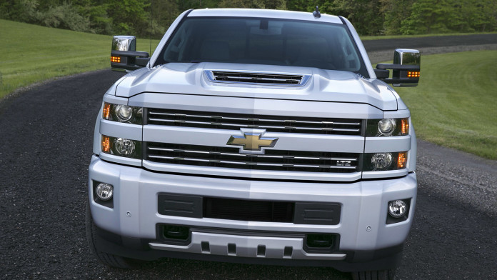 2017 Chevy Silverado 2500 HD 2