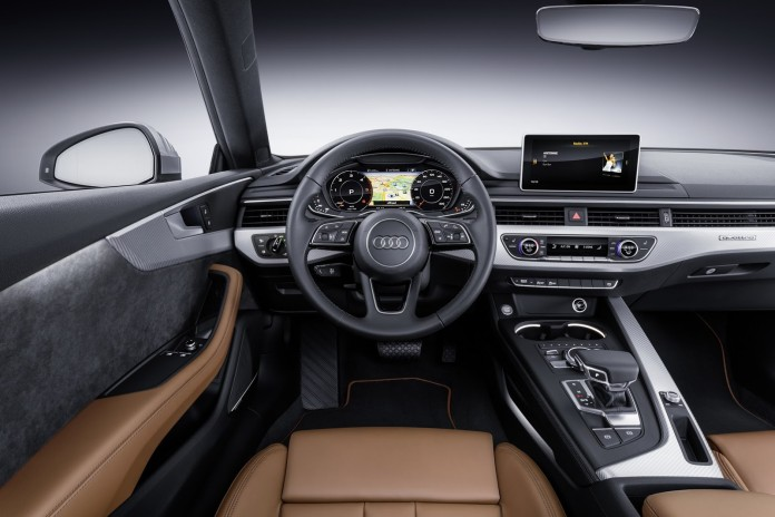 Audi A5 and S5 Coupe 2017 (20)