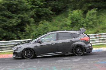 Ford Focus RS500 Spy photos (10)
