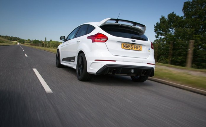 Mountune Phase 2 Ford Focus RS (1)