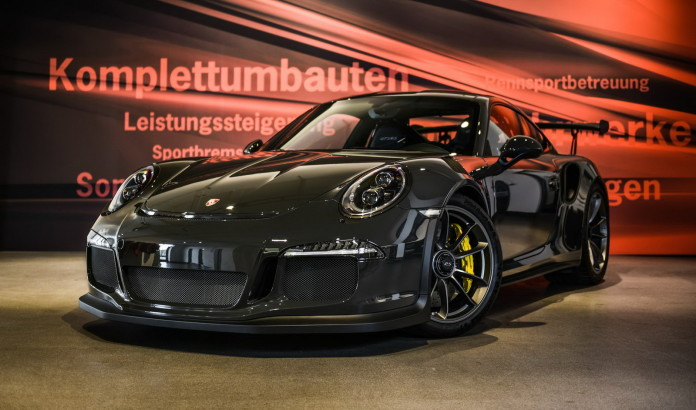 Porsche 911 GT3 RS by Edo Competition (1)
