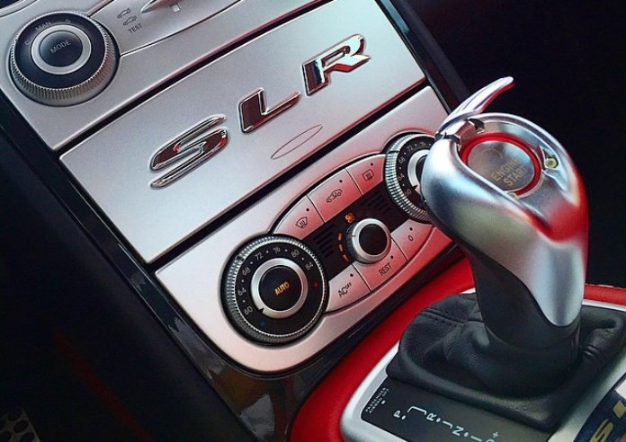 slr start engine button