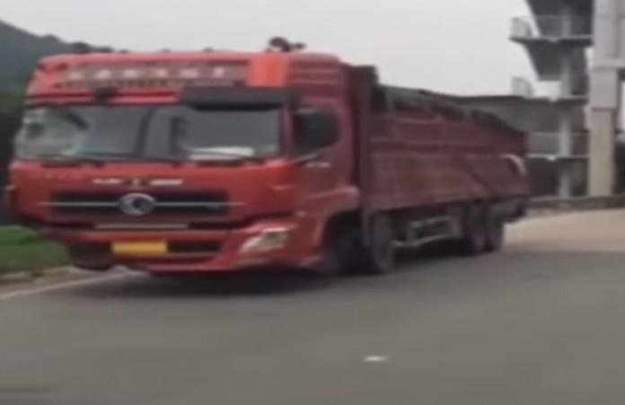 truck china