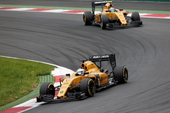 F1 - AUSTRIA GRAND PRIX 2016