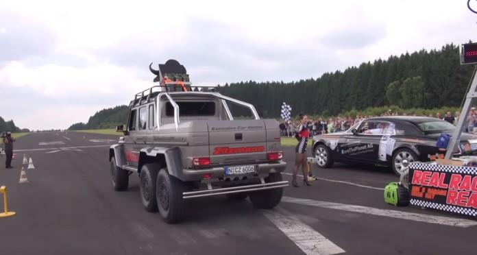 Brabus G63 AMG 6x6