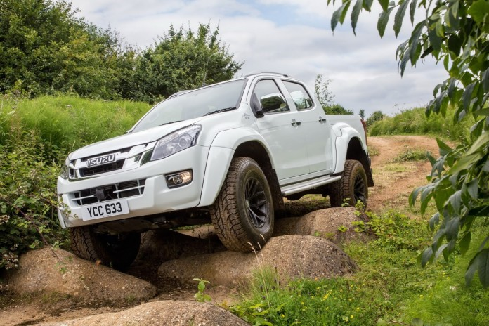 D-Max Arctic Trucks AT35 (3)