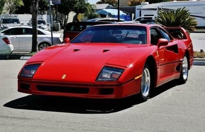 Ferrari F40 Replica for sale (13)