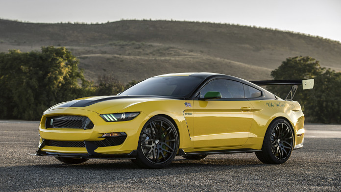 Ford Shelby GT350 Mustang Ole Yeller 2016 (1)