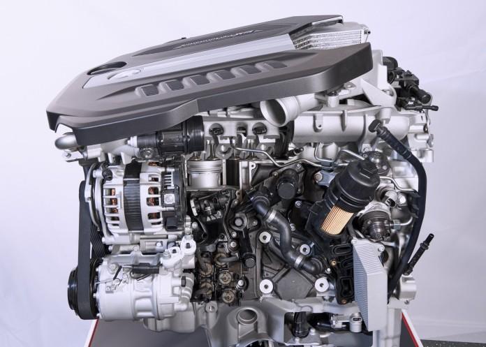 M Performance TwinPower Turbo Reihen-6-Zylinder Dieselmotor