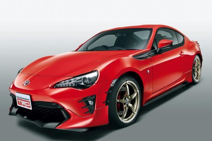 Toyota GT86 2017 TRD (1)