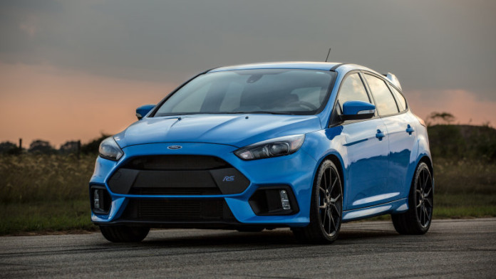 Ford Focus RS HPE400