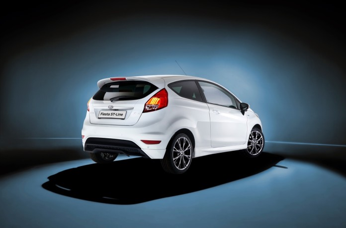 Ford Launches Sporty New ST-Line: Fiesta ST-Line and Focus ST-Line Now Available to Order for the First Time