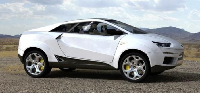 Lotus-SUV