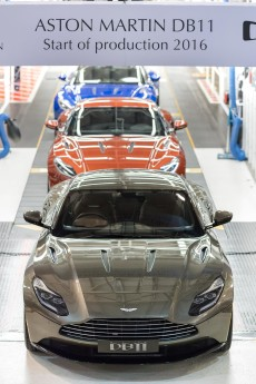Aston Martin DB11 production (1)