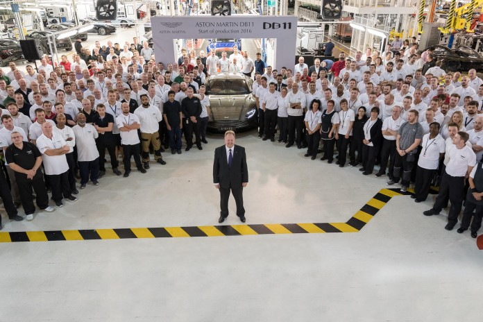 Aston Martin DB11 production (2)