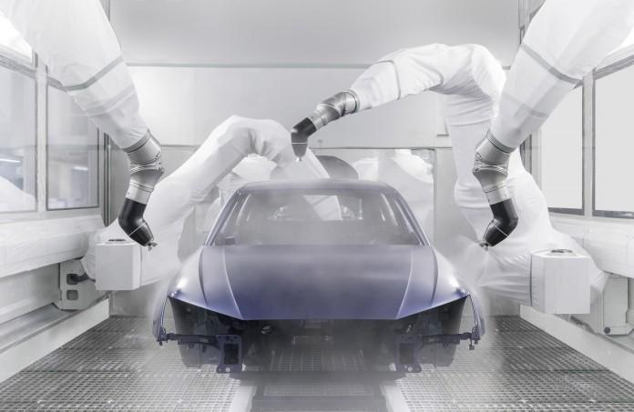 Audi Lackiererei N50