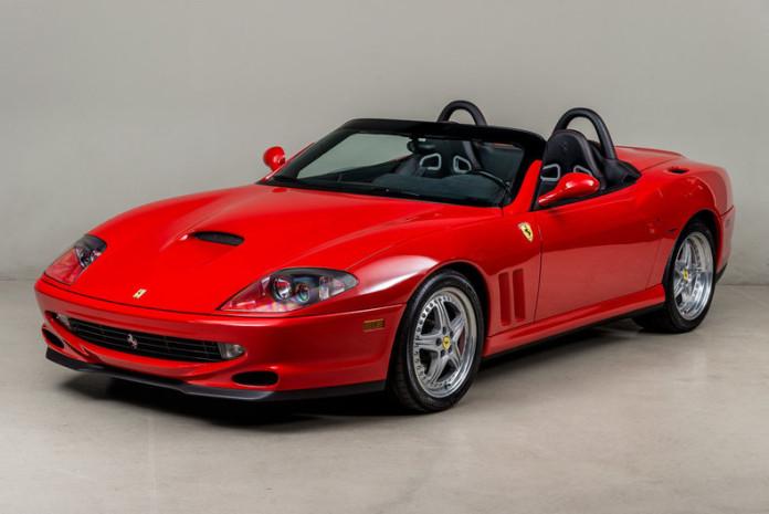 Ferrari 550 Barchetta For Sale (1)
