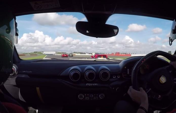 Ferrari F12tdf Vs LaFerrari