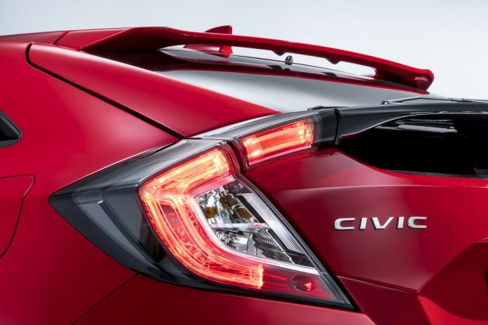 Honda Civic Europe teaser