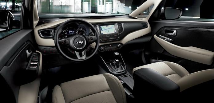 Kia Carens facelift 2017 (1)