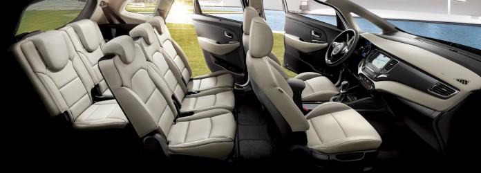 Kia Carens facelift 2017 (2)